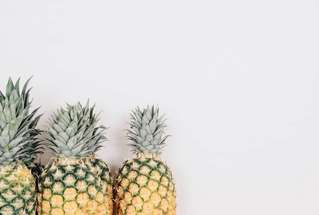 Pause Moderne -Box creative et gourmande Article blog -6 idées de smoothies pour l'été - ananas