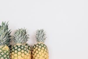 6 idées de smoothies pour l'été - ananas