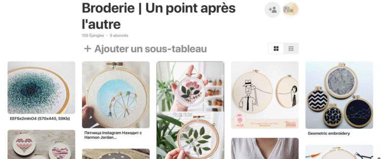 Pause moderne - Pinterest