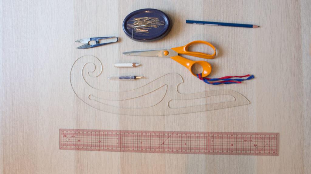Pause Moderne -Box creative et gourmande Article blog -Materiel utilisé