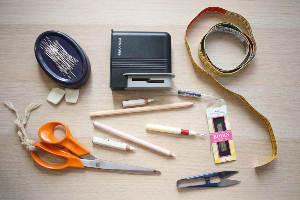 Pause Moderne -Box creative et gourmande Article blog -Materiel couture diy