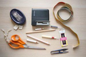 Materiel couture diy