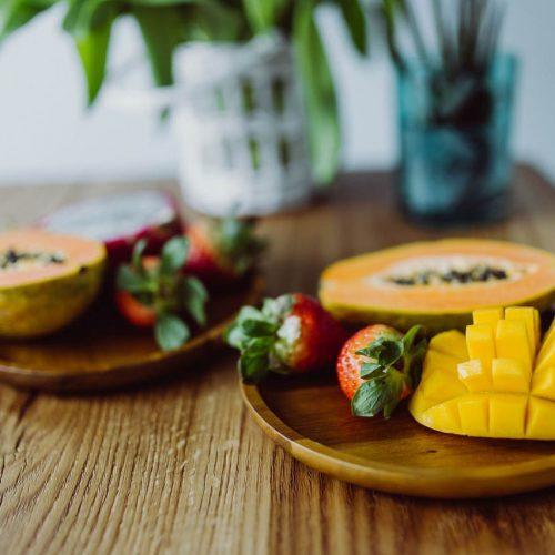 Pause Moderne -Box creative et gourmande Article blog -Fruit petit dejeuné