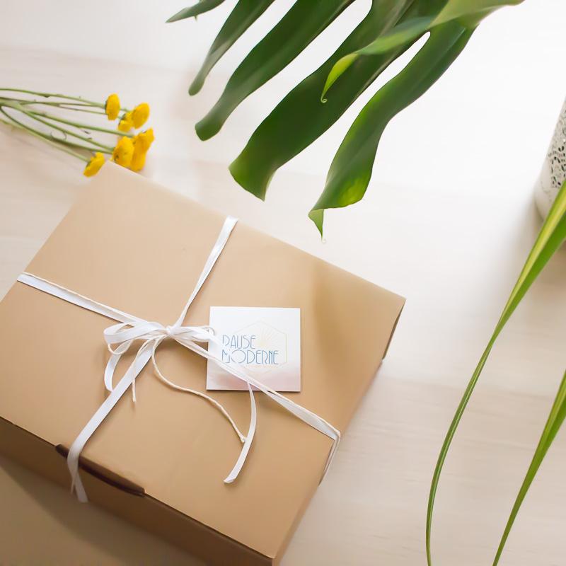 Pause Moderne - Box creative et gourmande loisirs creatif