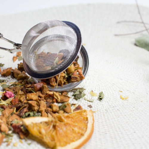 Tisane agrume & baie sauvage – Sweet Moment