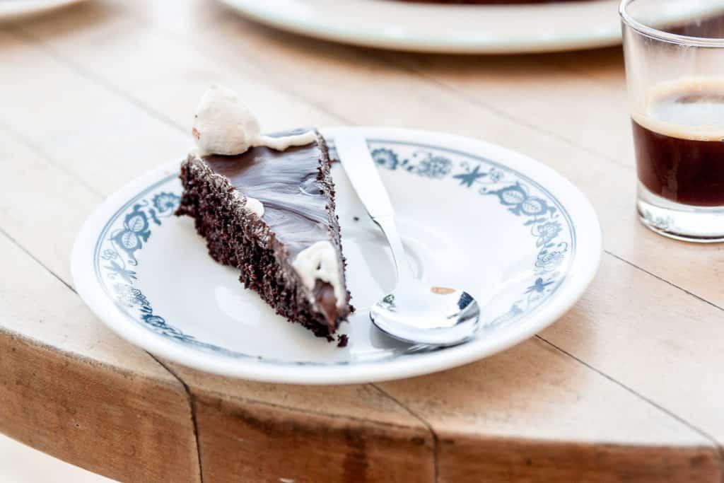 Pause Moderne Article Blog - Recette gateau chocolat facile