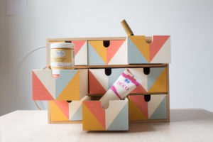 PAUSE MODERNE - Do It Yourself Boite peinture