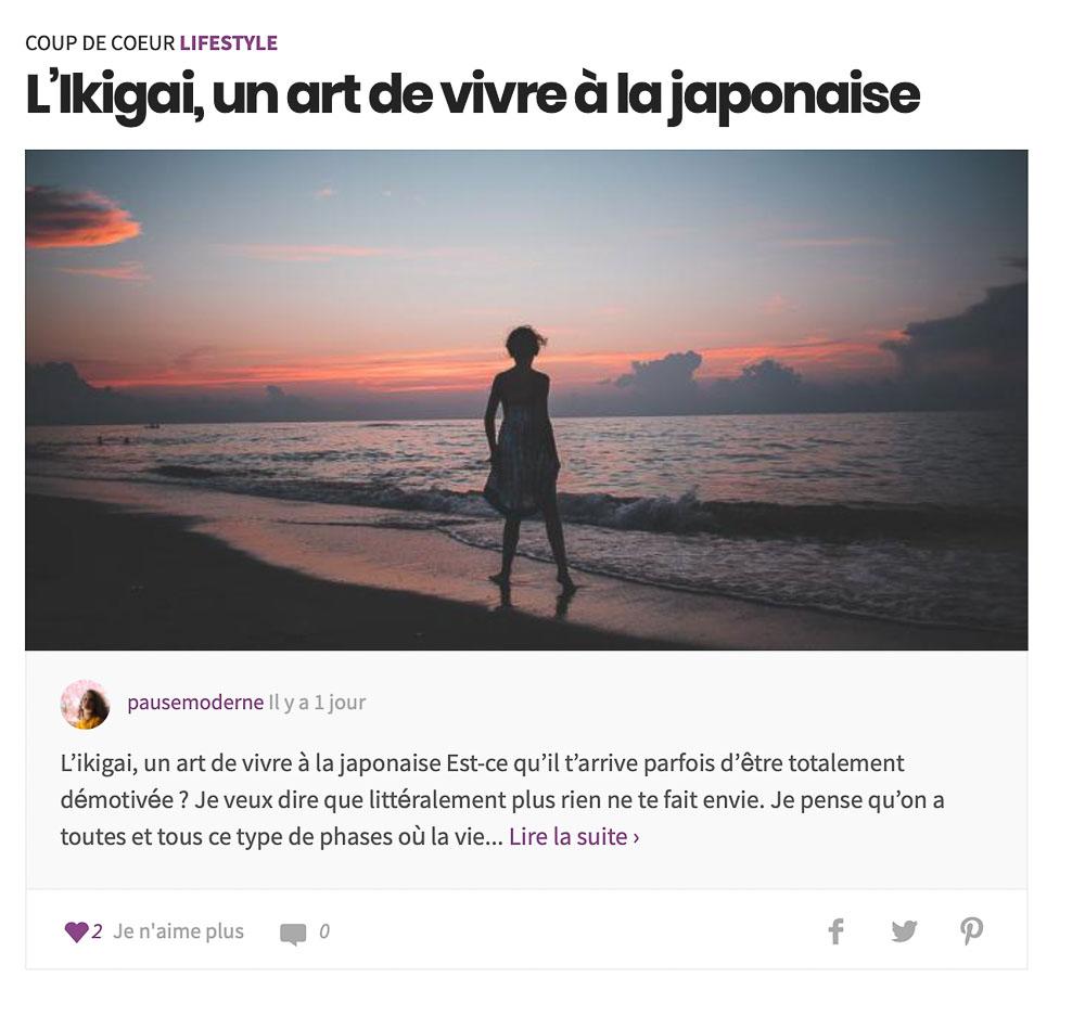 PAUSE MODERNE - article coup de coeur hello coton_