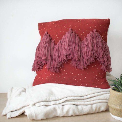 Créer sa taie d'oreiller