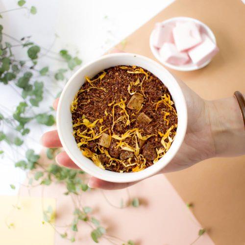 Rooibos exotique & vanille – Humeur joyeuse