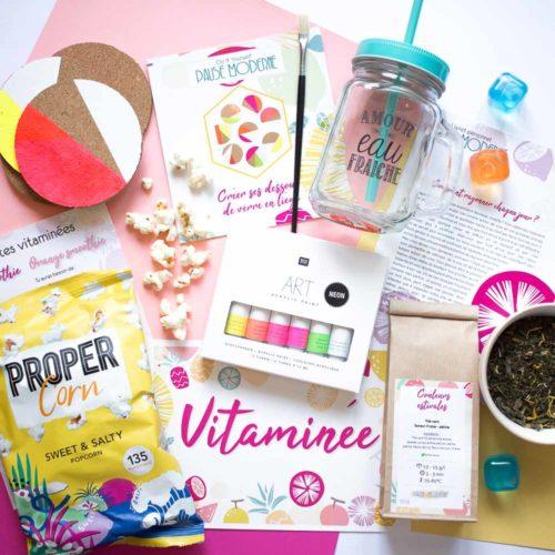 Box Vitaminée – Aout