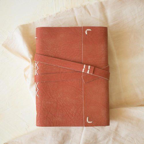 Kit Carnet en cuir