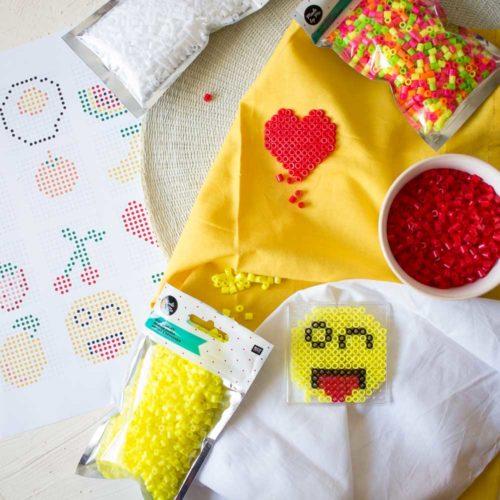 Kit DIY enfant – Perle à repasser