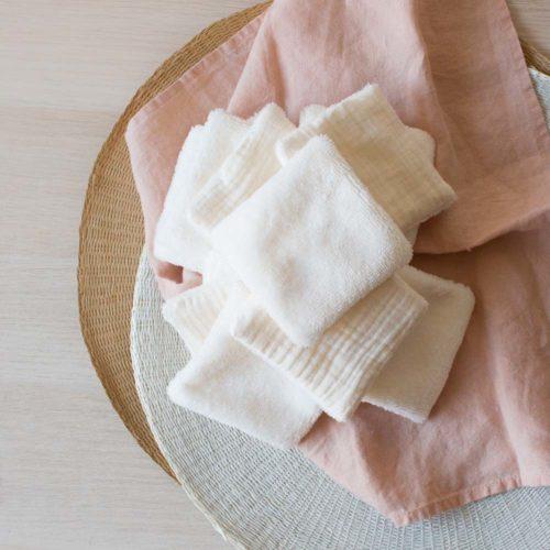 Kit bébé DIY – Créer ses lingettes nettoyantes