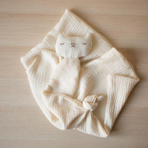 Kit bébé DIY – Créer son lange doudou