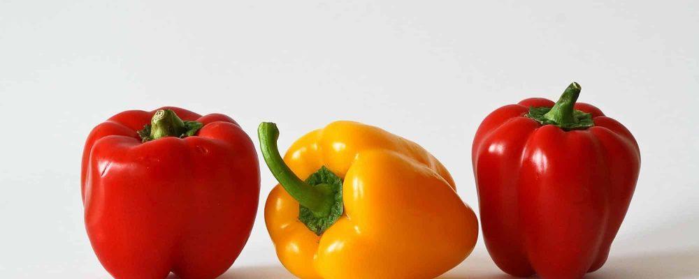 6 idées de smoothies pour l'été - poivron