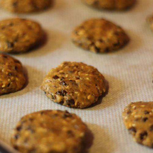 PAUSE MODERNE - boule pate à biscuit cuit_